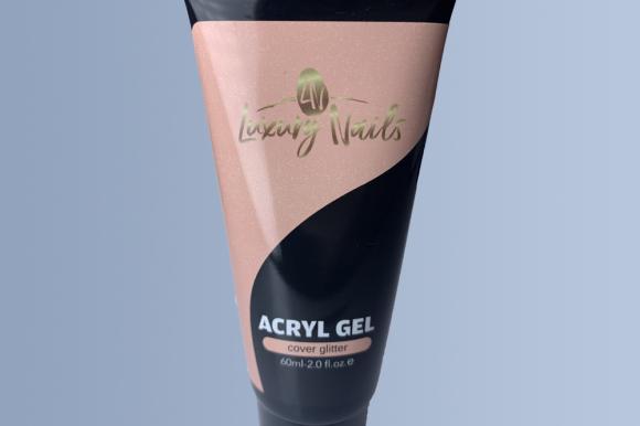 Acryl Gel – Acryl cover glitter