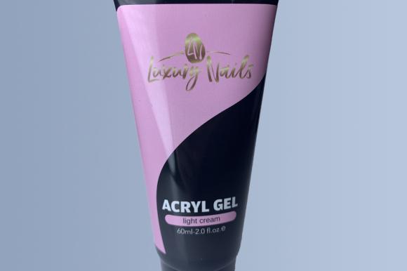 Acryl Gel – Acryl light cream