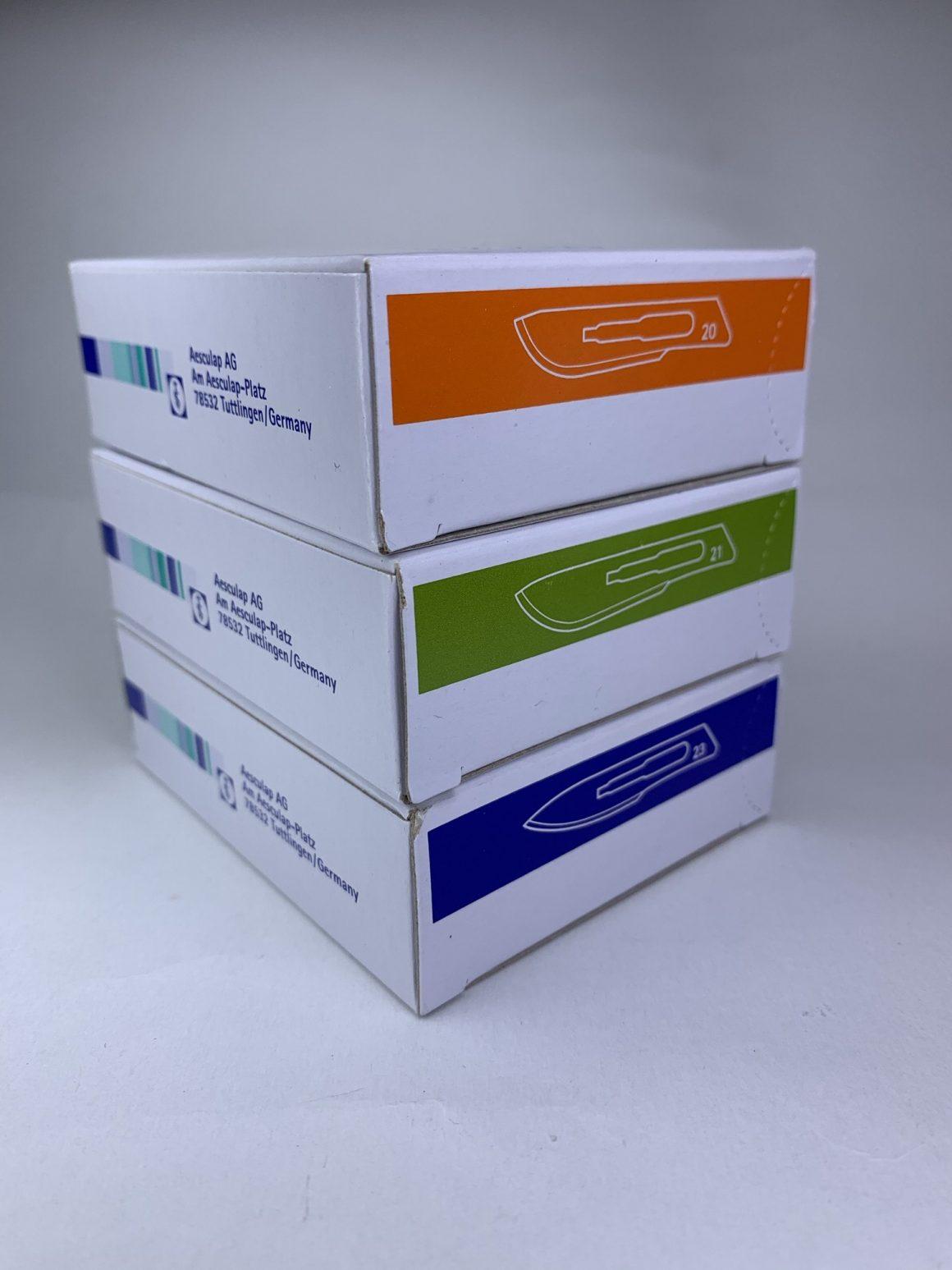 Braun szike 1 doboz 100db